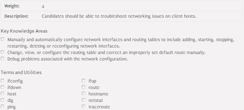Traceroute Redhat